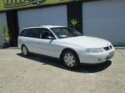 2002 Holden Commodore VX Acclaim White 4 Speed Auto Active Select Wagon O'Connor Fremantle Area Preview
