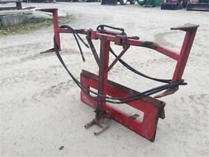 Frey Bale Grapple with Cylinder