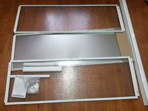 "Maxx Triple Plus bathtub doors 52.5"""