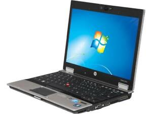 ##HP EliteBook2540p i7 2.13Ghz4GB RAM -160Gb HDD----->180$##