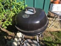 B & Q barbecue