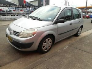 2005 Renault Scenic 2.0 Silver Automatic Hatchback Croydon Burwood Area Preview