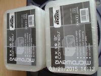 x2 Brand New - 1.0L Containers - Excel Cond.