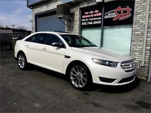 2014 Ford Taurus Limitée AWD NAVIGATION TOIT MAGS CHROME 20''