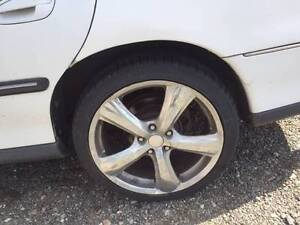 Holden Commodore wheels FOR SALE. GOOD TYRES 245/35/19 Willawong Brisbane South West Preview
