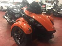 2008 (08) BOMBARDIER Can-Am Spyder 1000cc Can-Am Spyder 1000cc