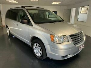 2010 Chrysler Grand Voyager LX Silver 4 Speed Automatic Van