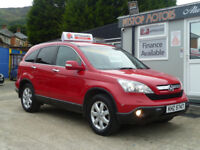 2008 HONDA CR-V ES I-CTDI-NIL DEPOSIT FINANCE AVAILABLE ON ALL OUR CARS