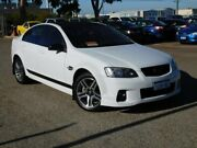 2012 Holden Commodore VE II MY12 SV6 White 6 Speed Sports Automatic Sedan Wangara Wanneroo Area Preview