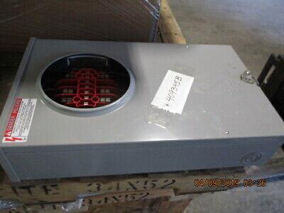 Milkbank Meter Socket Box Type3r Enclosure Uctrs Series 409345b Used