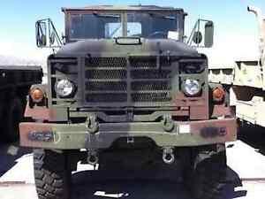 1991-2010 Government rebuild 6X6 Cargo Truck