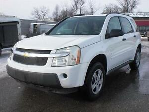 2006 Chevrolet Equinox LS   4994 CERT/E-TESTED