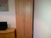 Bedroom Wardrobe - Two Available - Only £30 Each or £50 for Both