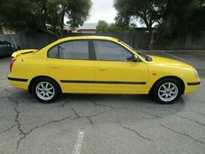 2003 Hyundai Elantra XD GL 4 Speed Automatic Sedan Clearview Port Adelaide Area Preview