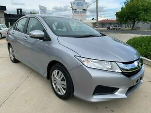 2016 Honda City GM MY17 VTi Silver 5 Speed Manual Sedan Fyshwick South Canberra Preview