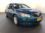 2012 Holden Cruze JH MY12 CD Blue 5 Speed Manual Sedan Clemton Park Canterbury Area Preview