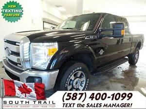 2014 Ford Super Duty F-350 Lariat March Madness BLOWOUT!