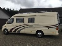 Low mileage Camper, Race, Surf Van Professionally converted in 2006 Mercedes Sprinter