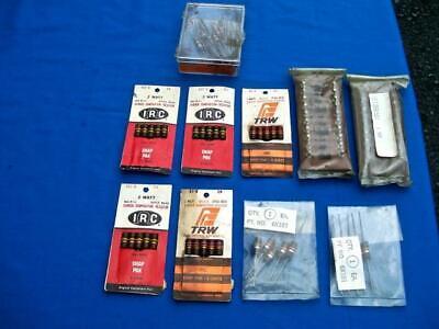 Lot Of Carbon Composition Resistors