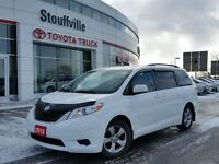2012 Toyota Sienna LE V6 8 PASSENGER - OFF-LEASE - ACCIDENT-FREE