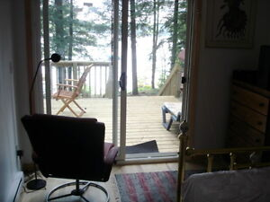 Lovely cottage on small Muskoka Lake, east of Bracebridge Canada image 3