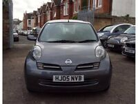 Nissan Micra 1.2 16v URBIS 5dr£2,395 one owner, automatic