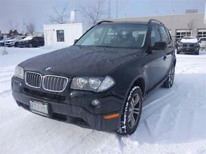 2008 BMW X3 Xdrive30i AWD