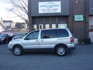 2009 Pontiac Montana , Mnivan ,With 2year lubrico warranty Windsor Region Ontario image 3