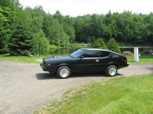 1978 Dodge arrow very few left dare to be different