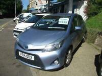 2014 Toyota Yaris 1.5 VVT-h Icon+ 5dr Auto Hatchback Petrol/Electric Hybrid Auto
