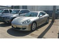 2010Porsche Panamera,only71kms,Navi,Clean Carproof,Fully service