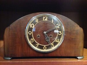 Blackforest 8 Day Mantle Clock 1935