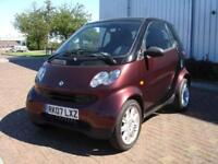 Smart True Style For Two Coupe Left Hand Drive(LHD)