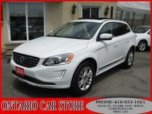 2014 Volvo XC60 3.2 AWD PREMIER !!!NO ACCIDENTS!!!