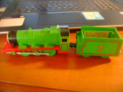Motorized Trackmaster Thomas & Friends Train Engine Henry 1993 TOMY Repair parts