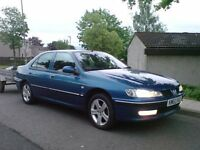 PEUGEOT 406 2.0HDI RAPIER, 2003, - SWAP FOR CLASSIC VW BEETLE PROJECT - contact 07763119188
