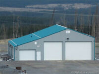 COMMERCIAL PROPERTY IN NORDEGG INDUSTRIAL CLOSE