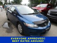 2010 Honda Civic Cpe DX-G Barrie Ontario Preview
