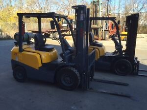 NEW ATF / VIMAR 5000lb Solid-Pneumatic Forklift