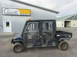 Cushman 1600 XD4 Camion Side by Side 4x4