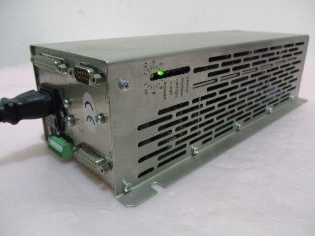 Leybold CT 200 ECE Turbo Pump Controller 416324
