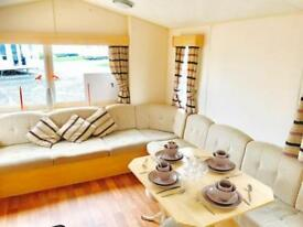AMAZING VALUE 3 BEDROOM CARAVAN, SLEEPS 8