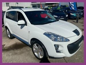2012 Peugeot 4007 ST (7 Seat) 6 Speed Direct Shift Wagon Broadmeadow Newcastle Area Preview