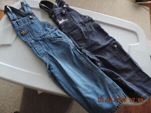 Boy's Size 2T Overalls