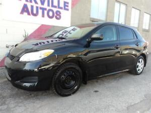 2010 Toyota Matrix AUTOMATIC SAFETY WARRANTY INCL CLEAN CARPROOF