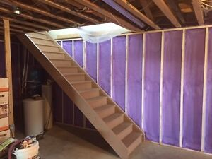FOAM YOUR HOME INSULATION 1-844-541-3626 (toll-free) Kitchener / Waterloo Kitchener Area image 1