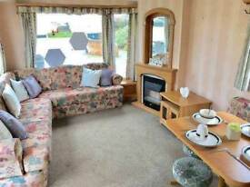 Cheap static caravan for sale not touring, sited in Essex, 3 bedroom and fiance available