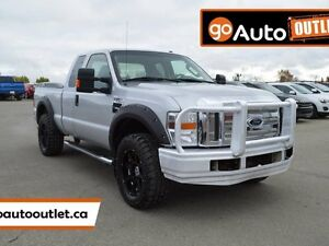 2009 Ford F-250 XLT 4x4 SD Super Cab 142 in. WB
