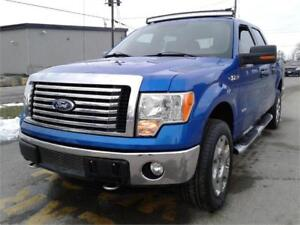 2011 Ford F150 XLT XTR - Rare Blue Color