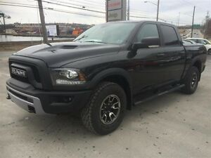 2015 DODGE RAM 1500 REBEL 4x4